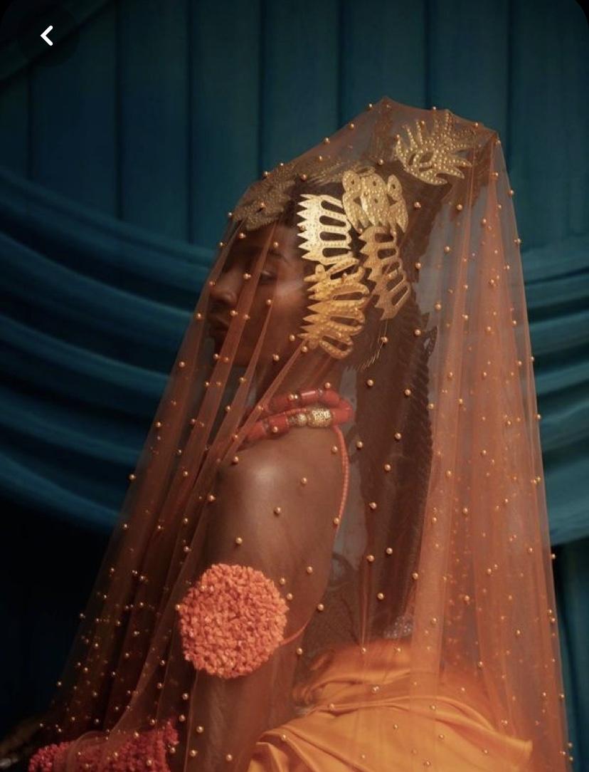 A Nigerian Bride