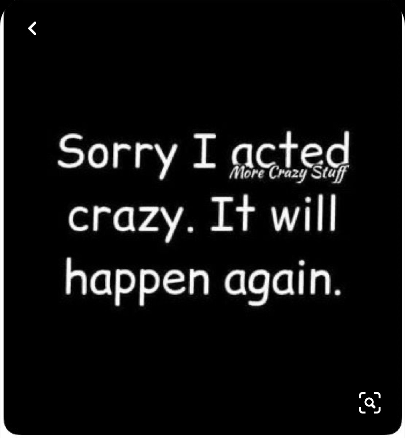 abusers and the I am sorry. sorry is not enough