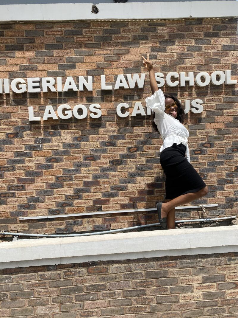 Nigerian law school post-bar finals
